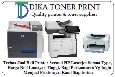 Jual Printer Bekas HP Laserjet