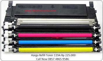 Harga Refill Toner 119A