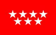 bandera CCAA Madrid