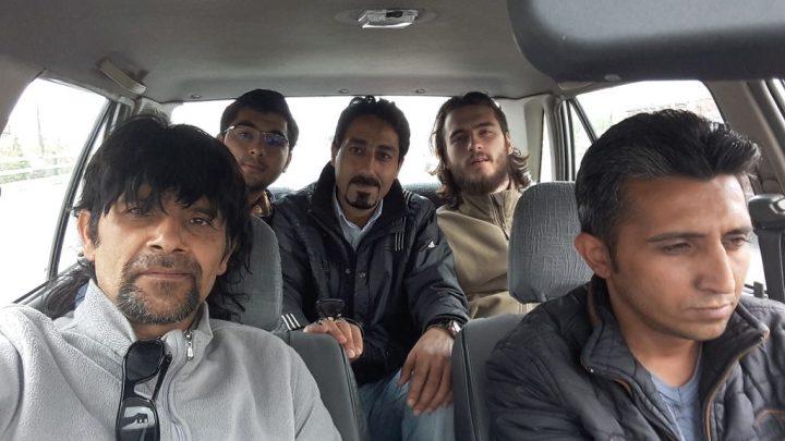 Türkiye'de Bla Bla Car kullanmadım ama İran'da bunu kullanmak nasip oldu!