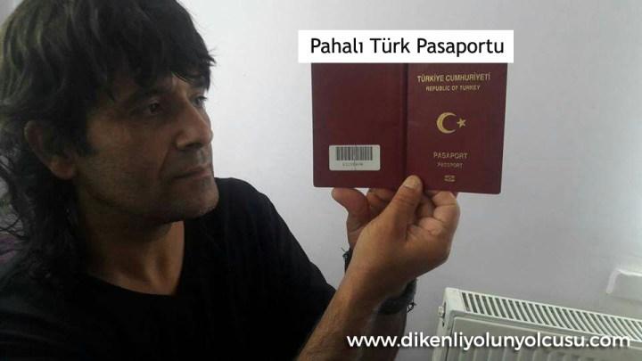 Pahalı Pasaport Kullanım Alanında Dünya Şampiyonuyuz !