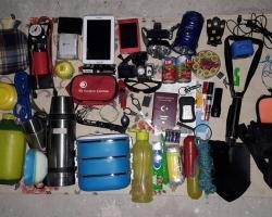 Seyahat kamp ekipmanlar