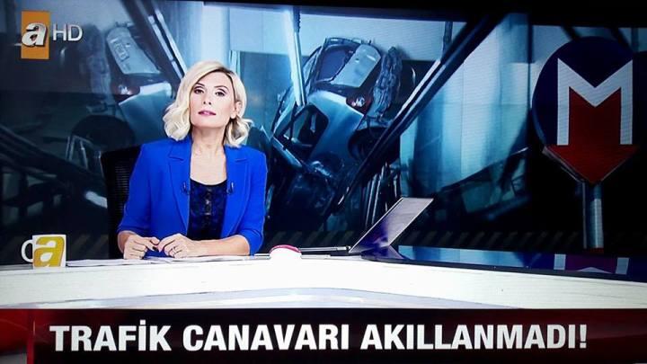 Artık Böyle Haberleri Televizyonlarda Görmekten Sıkıldık !