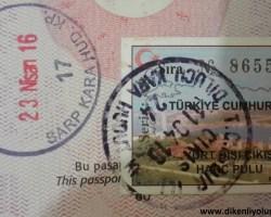 Yurt dışı çıkış harcı 50 lira oluyor