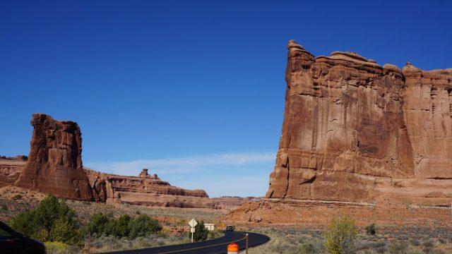 Farklı kaya blokları
