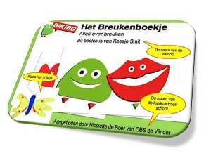 Het DiKiBO Breukenboekje Special Edition
