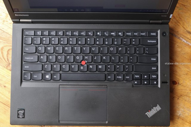 keyboard lenovo thinkpad t440
