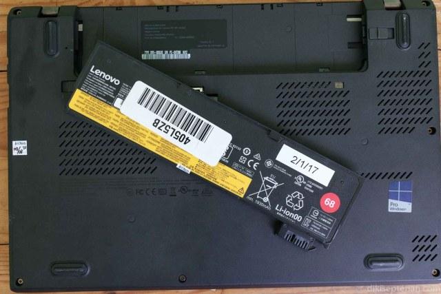 baterai lenovo thinkpad x240 x250 x260