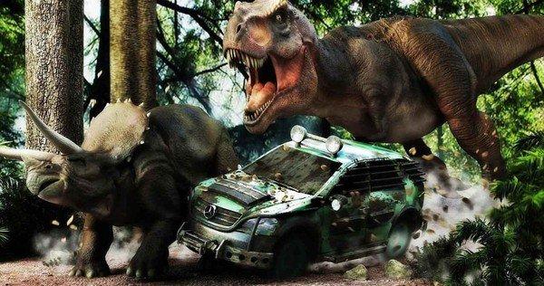 Jurassic World 2 Geliyor