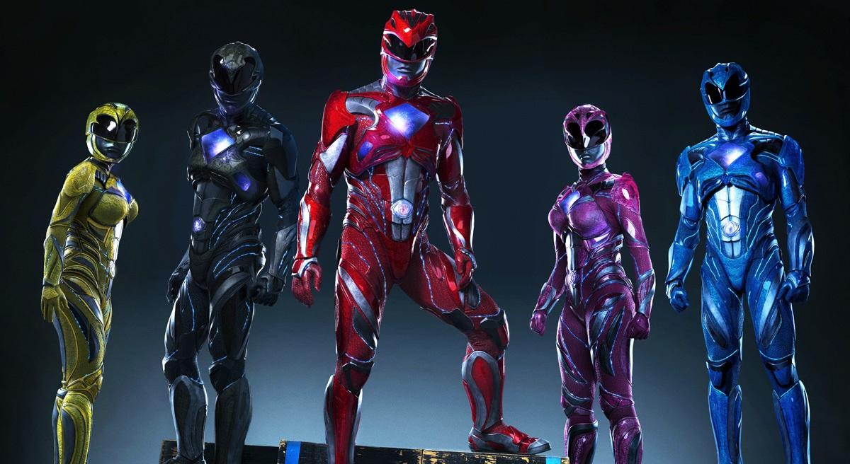 Power Rangers Karakter Fotoğrafları ve Görüntüler 2