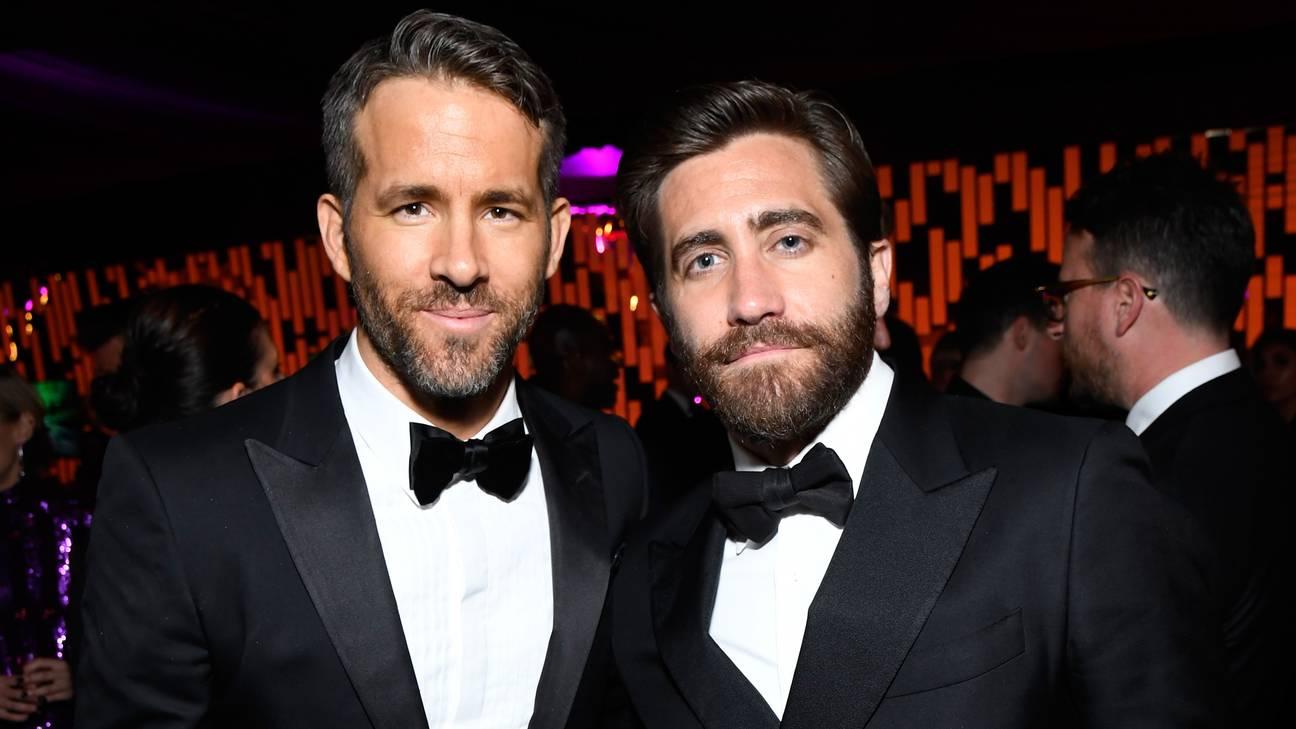 Jake Gyllenhaal, Ryan Reynolds'un Oscar'ı Hak Ettiğini Düşünüyor 5