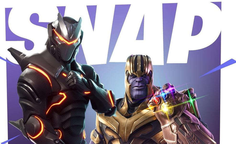 Thanos, Fortnite'a Geliyor 2