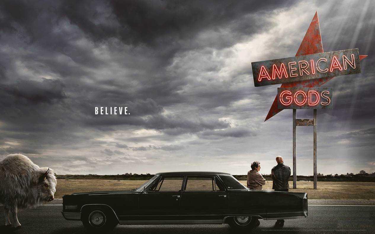 american gods 2. sezon izle