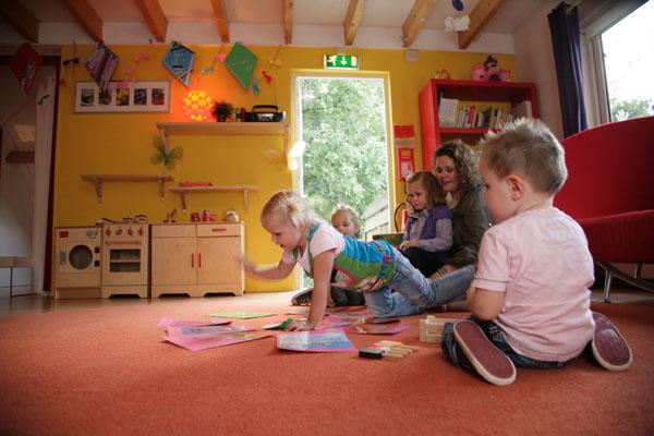 Kinderopvang peutergroepen 2-4 jaar Jagershoef/Prinsejagt Eindhoven