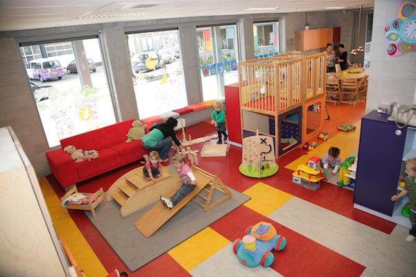 Opvang baby en dreumesgroep 0-2 jaar Driestam Eindhoven