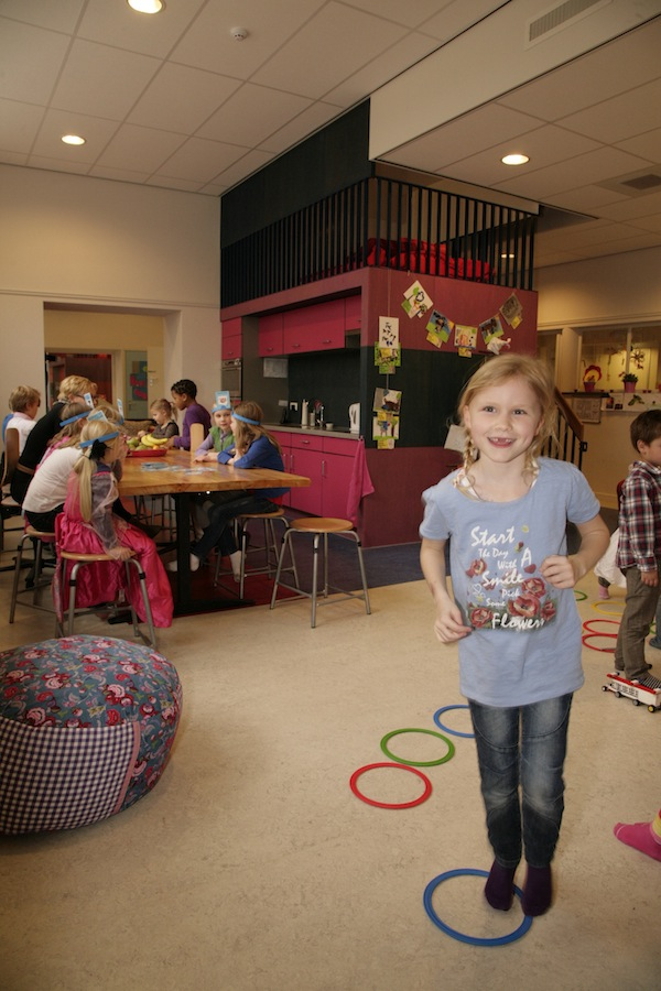 Buitenschoolse opvang 4-13 jaar Barrier in Eindhoven