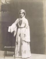 Рис.11 Черкешенка. Екатеринодар, 1908 год.