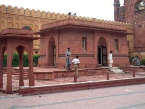 Allama Iqbals tomb Lahore
