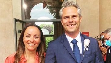 Camila Raznovich si è sposata: l'emozione delle nozze su Instagram