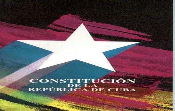 Resultado de imagen para nueva constitución en cuba