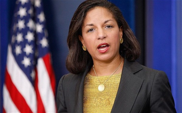 President Obama appoints Susan Rice as the National ...