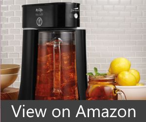 Mr Coffee 2-in-1 Iced Tea Brewing System