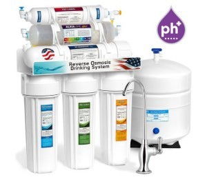 Express Water ROALK5D Alkaline RO Water Filtration System