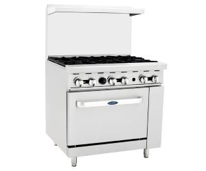 Top 10 Best 36-inch Gas Ranges 2019 - Reviews and Buyer\'s Guide