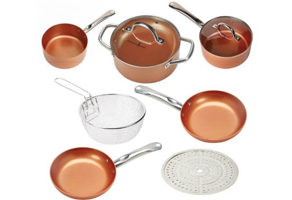 Best Copper Cookware Brands In 2018 Reviews And Buyer S