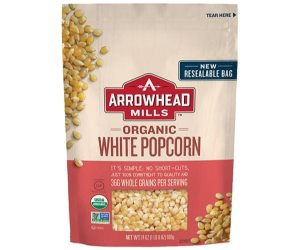 Arrowhead Mills Popcorns Review