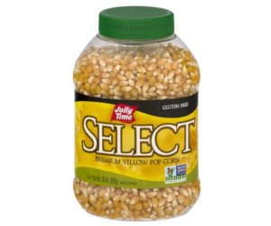 Jolly Time Select Popcorn Kernels Review