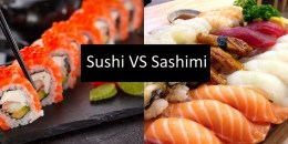 Sushi vs Sashimi: Comparing Two Japanese Classic Dish