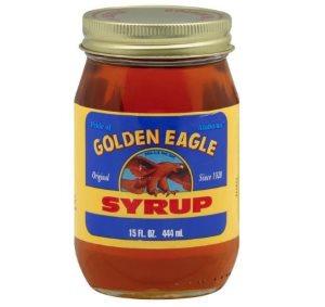Golden Eagle syrup