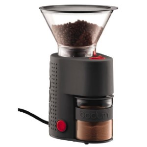 Bodum Bistro Electronic Burr Coffee Grinder Review