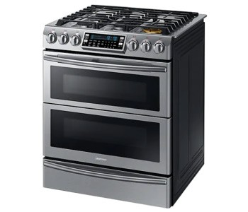 Samsung Appliance NY58J9850WS - Best Slide-In Gas Range Review