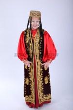 33567. Зейнаб - таджикский костюм с длинным камзолом