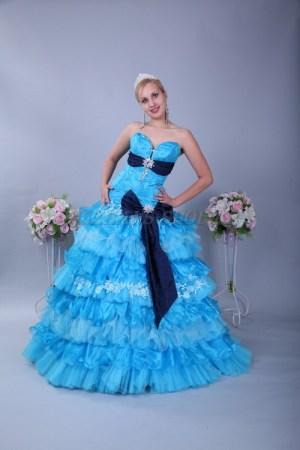 Бальные и вечерние платья