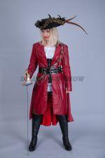 5110. Пиратка в красном плаще
