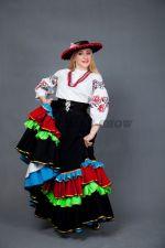 5421. Консуэлла. Мексиканский народный.