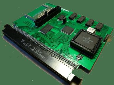 Amiga 500 hc508 accelerator card