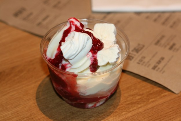 My Eton Mess Ice Cream