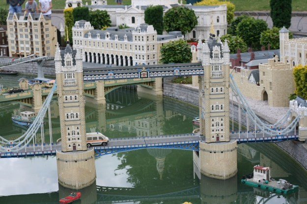 Miniland tower bridge