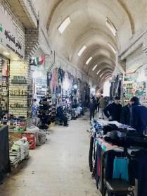 The maze that is the Bazaar...