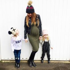 school run fashion instagram edition Dilly and the Boo mummydaddyme