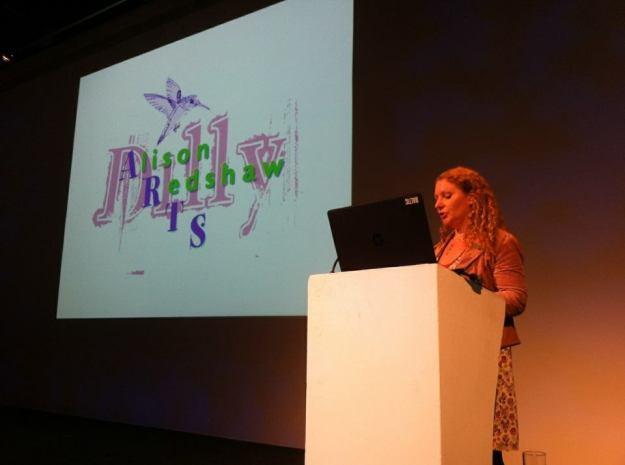 Alison Redshaw Keynote