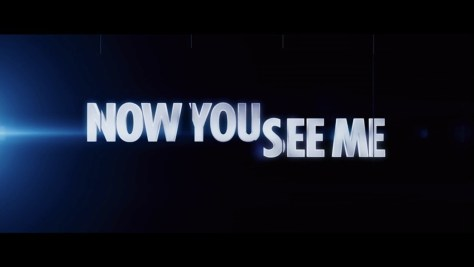Now you see me  YT