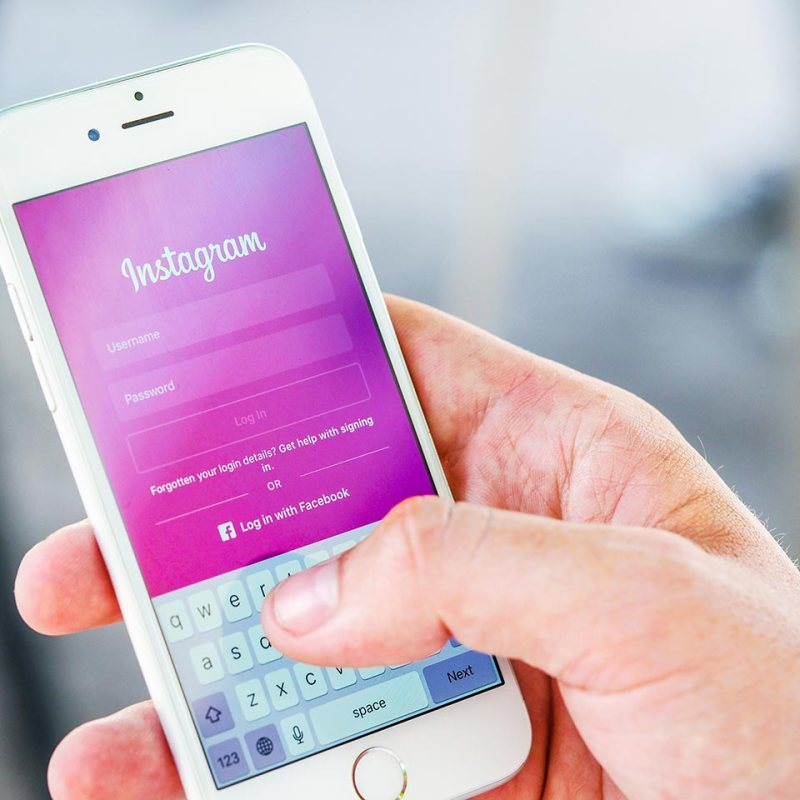 Instagram stories para estrategia de marketing digital