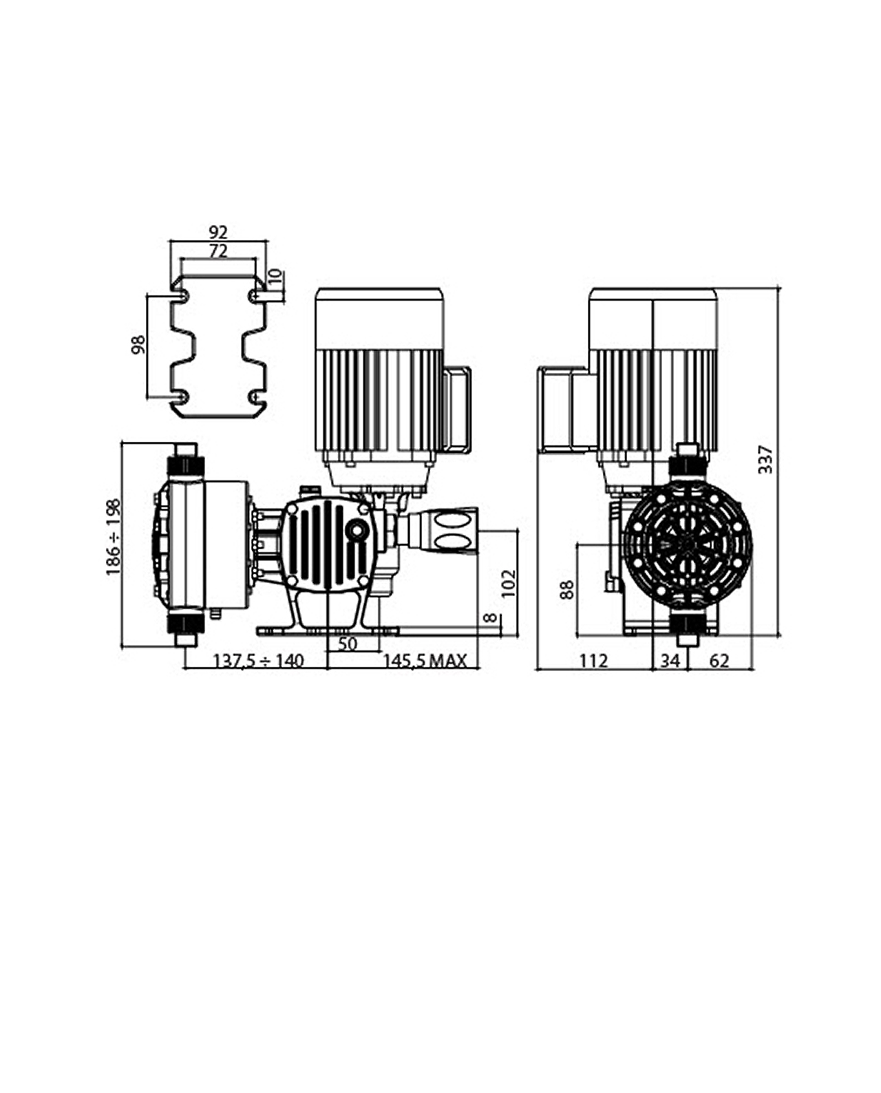 Pto Driven Water Pump Stainless Steel | Wiring Diagram Database on