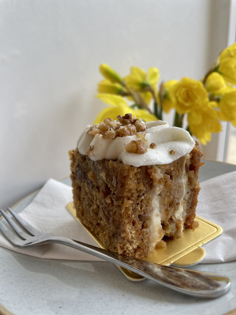 Carrot Cake - surely one of your 5 a day!