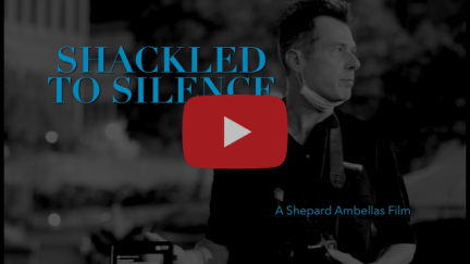 Shackled To Silence - Trailer 1 - A Shepard Ambellas Film